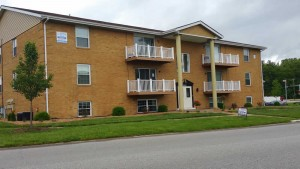 apartment building Belleville IL