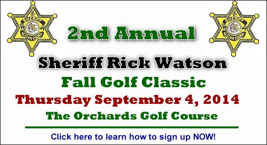 Rick Watson Golf Classic ad