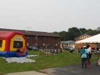 Bouse rentals bouncy house