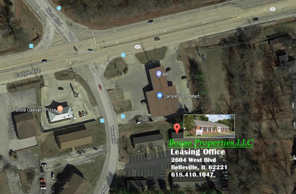 bouse properties, llc 618.410.1047