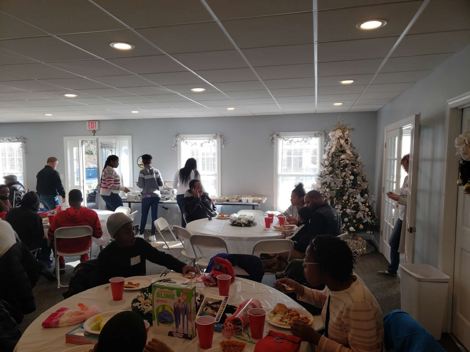 bouse apartment homes community room party