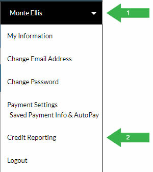 rent manager profile for credit reporting